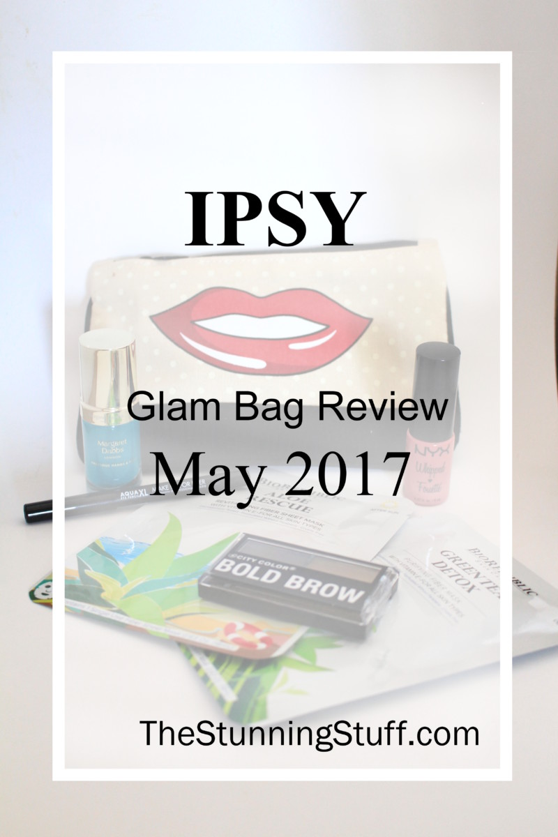 IPSY Glam Bag: June 2017