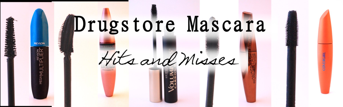 Drugstore Mascara Hits and Misses