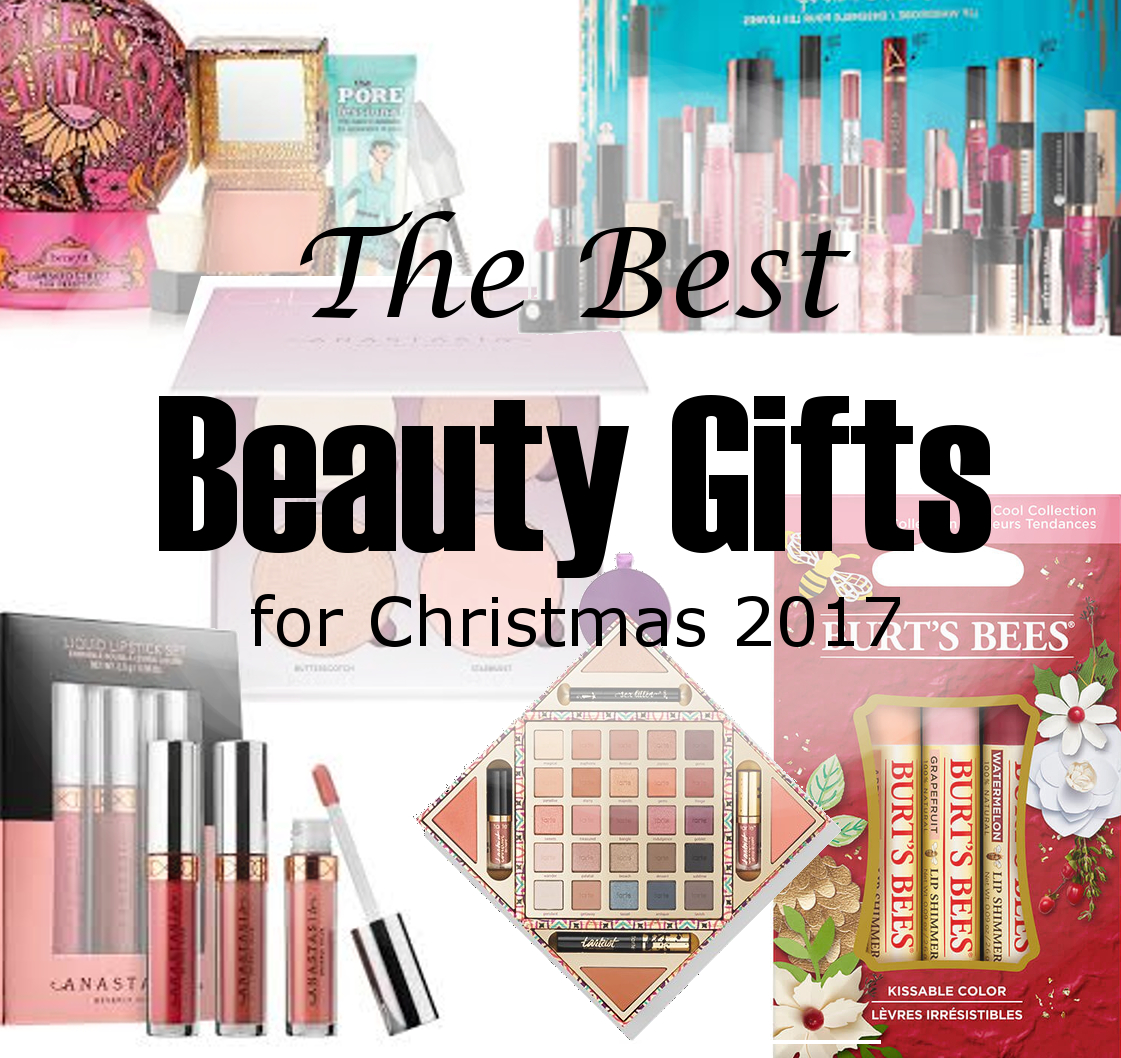 The Best Beauty Gifts 2017